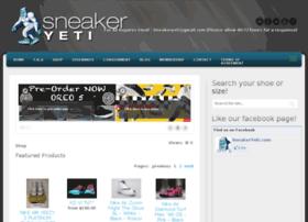 sneakeryeti.com