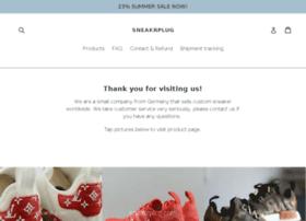 sneakrplug.com