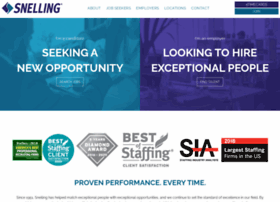 snelling.com