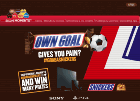 snickers.dessertmoments.com