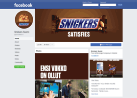 snickers.fi