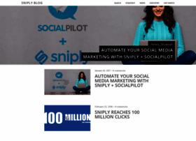 sniply.wordpress.com