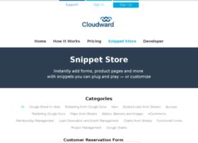 snippets.cloudward.com