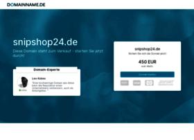 snipshop24.de