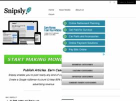 snipsly.com
