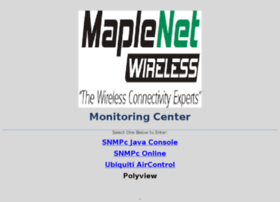 snmpc.maplenetwireless.com