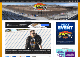 snmspeedway.com