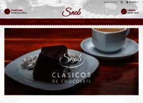 snob.com.mx