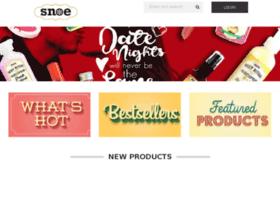 snoebeauty.shopinas.com