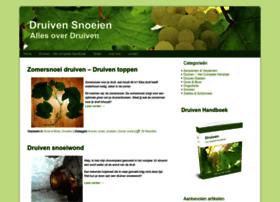 snoeiendruiven.nl