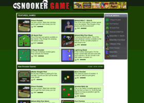 snooker-game.org