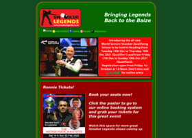 snookerlegends.co.uk