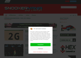 snookermania.de