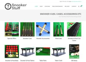 snookerstuff.com
