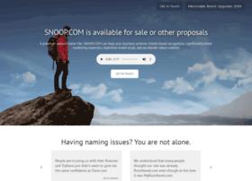 snoop.com