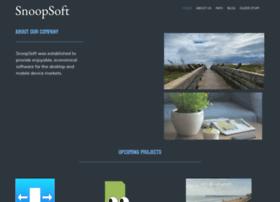 snoopsoft.com