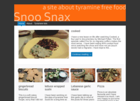 snoosnax.wordpress.com