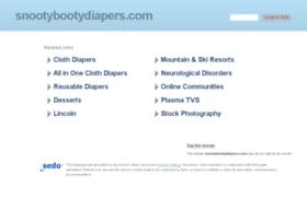 snootybootydiapers.com