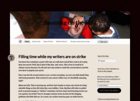 snoozingonthesofa.com