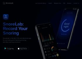 snorelab.com