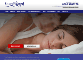 snorewizard.co.uk