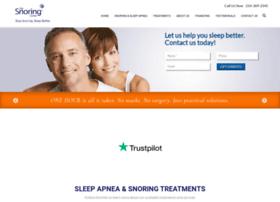 snoringcenter.com