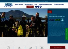 snorkelalaska.com
