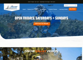 snow-valley.com