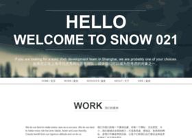 snow021.com