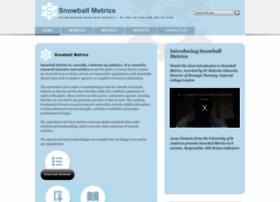 snowballmetrics.com