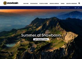 snowbasin.com