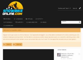 snowbikeonline.com