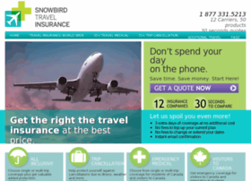 snowbird-travel-insurance.ca