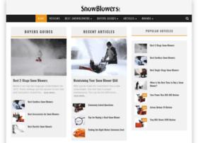 snowblowers.net