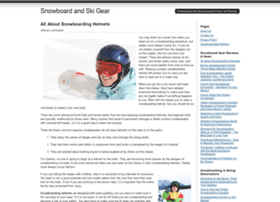 snowboardandskigear.com
