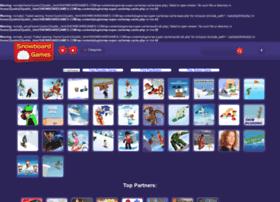 snowboardgames.com