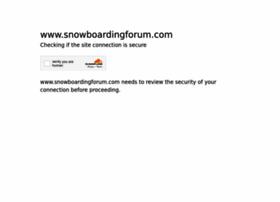 snowboardingforum.com