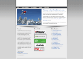 snowboardreviews.com