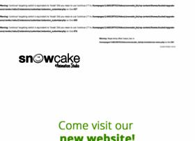 snowcake.biz