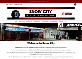 snowcity.com.au