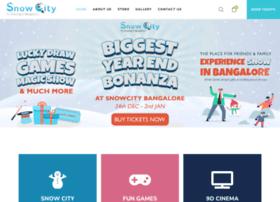 snowcityblr.com