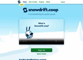 snowdrift.coop