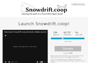 snowdrift.tilt.com
