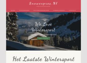 snowexpres.nl