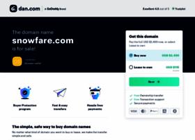 snowfare.com