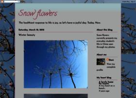 snowflowers25.blogspot.com