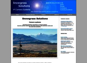 snowgrass.co.nz