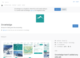 snowledgeapp.com