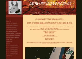 snowliefibizanhounds.co.uk