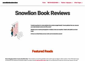 snowlionpub.com